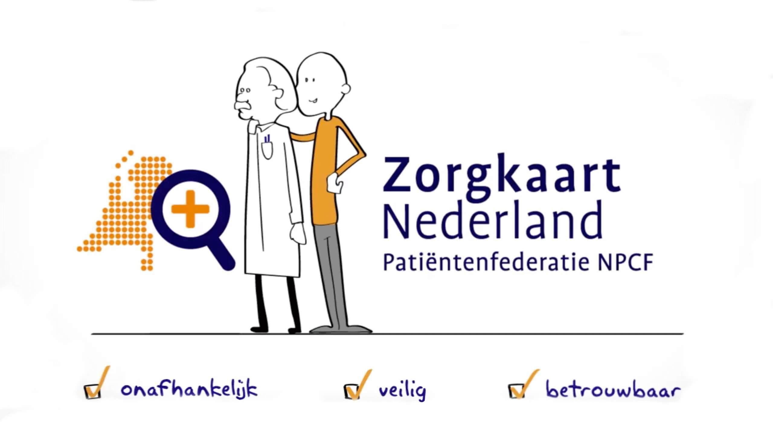 Waardeer Arcus Fysiotherapie op Zorgkaartnederland.nl