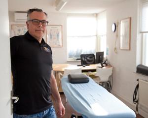 Vestiging Hoeven fysiotherapie